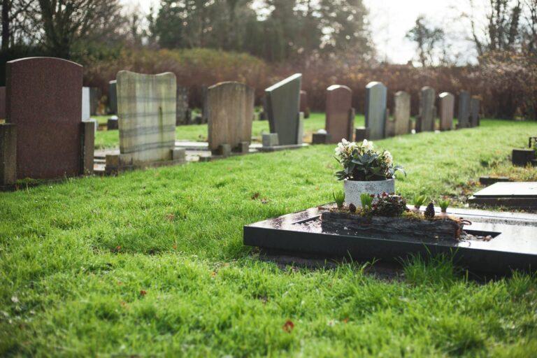 begraafplaats-begraven